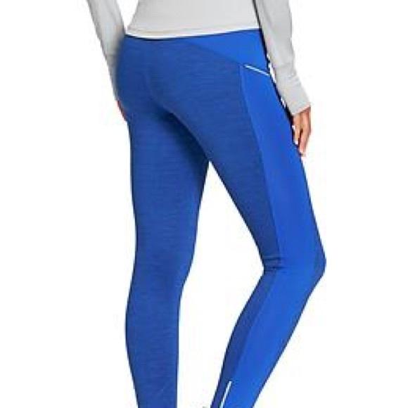 63144b5b730a Athleta Pants - Athleta power lift tight in royal blue